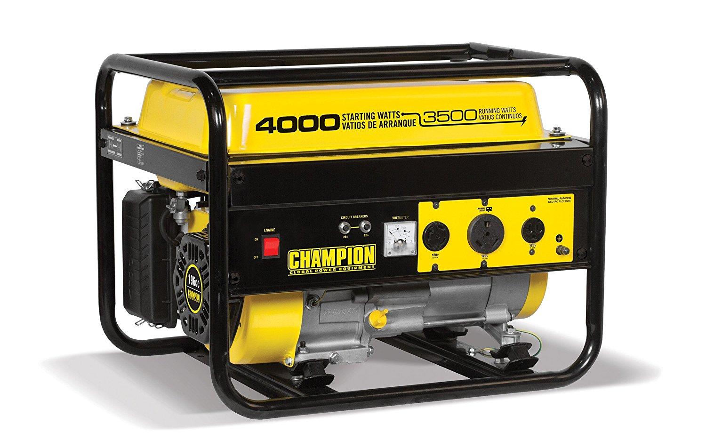 Champion Power Equipment 46596 3500 Watt RV Ready Portable Generator